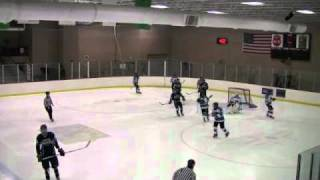 NAPHL Wenatchee Wild vs St. Louis Selects 2nd pd