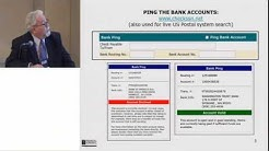 Debt Collection: How to Locate Bank Accounts & Other Assets to Enforce Judgments