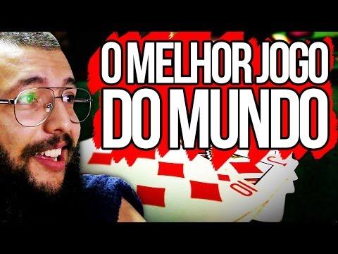O MELHOR JOGO DO MUNDO
