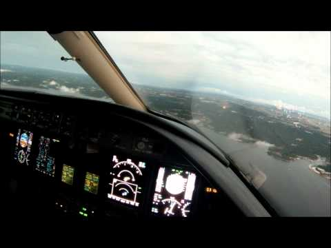 Approach and Land @ Eduardo Gomes Intl' - Manaus, Brazil