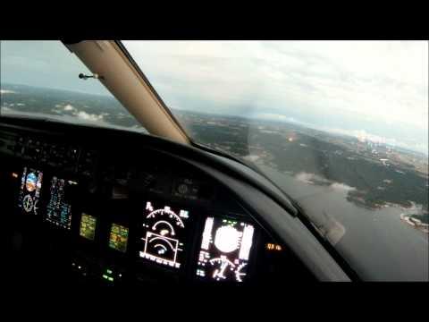 Approach and Land @ Eduardo Gomes Intl' - Manaus, Brazil