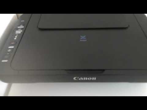 Yeni yazıcım canon pixma E474