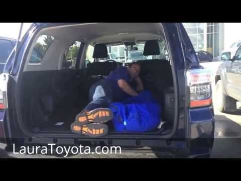 Car Camping: Top 3 Toyota Vehicles