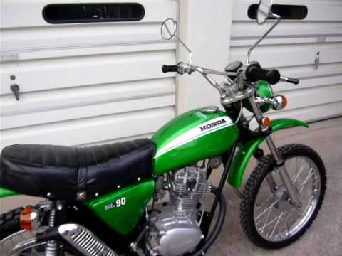 Honda benly sl90 deluxe youtube sciox Images