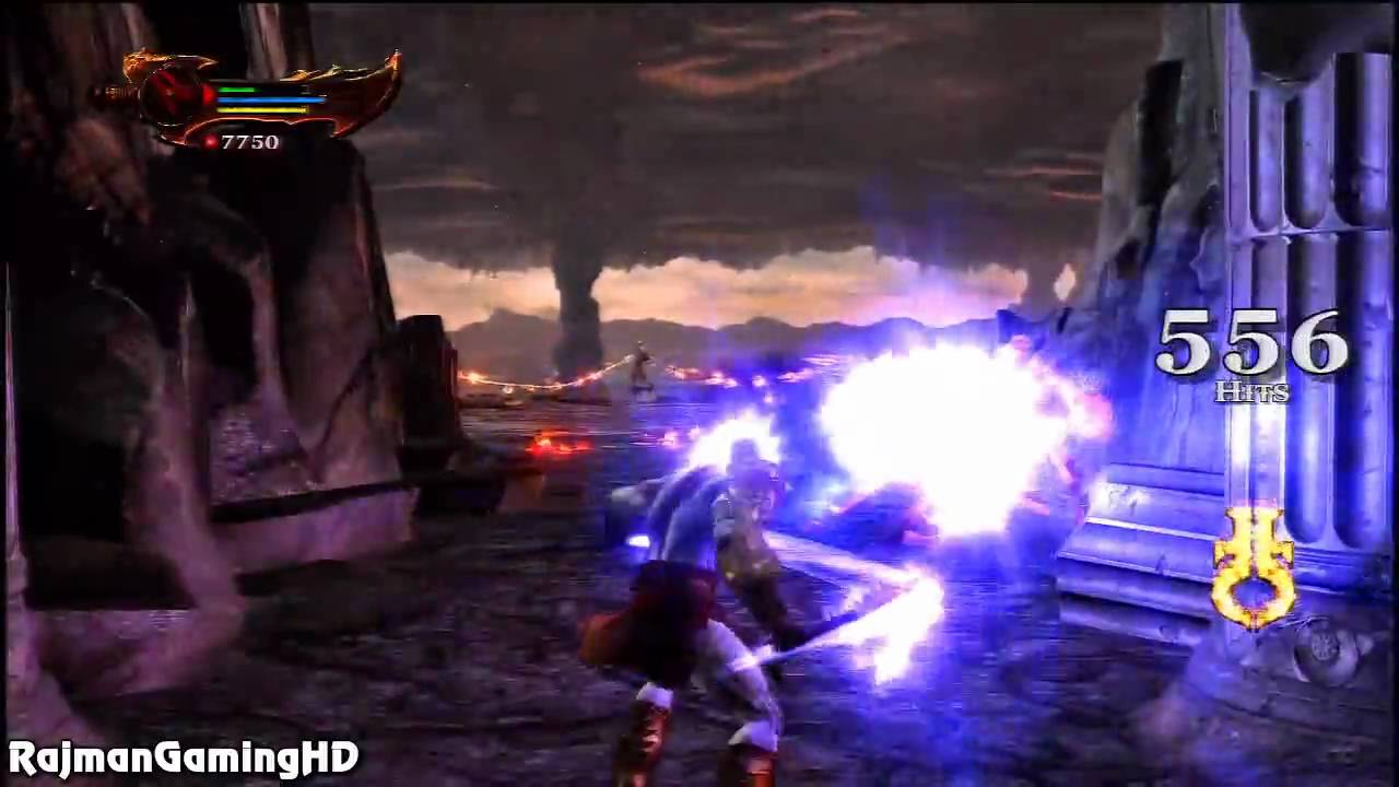 God of war 3 falla remasterizada