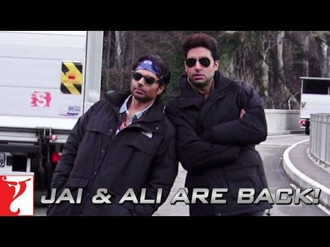 Jai & Ali Are Back! | DHOOM:3 | Abhishek Bachchan | Uday Chopra