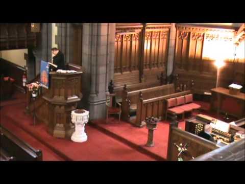 St Columba Gaelic Church Service 11th August 2013