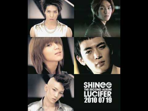 02 Lucifer- SHINee (Audio)