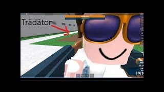 ROBLOX 30 Revolution Part II arrested