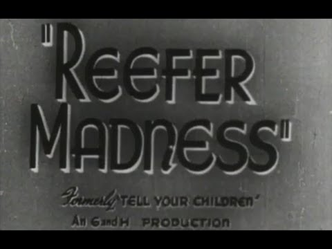 Reefer Madness - Tell Your Children - 1930s Propaganda Film - Free Full Length Movie