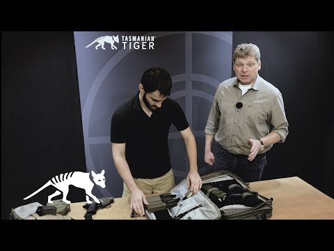 TT Tac Flightcase, 40 Liter (English Subtitle) | TASMANIAN TIGER - THE PROS IN ACTION