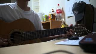 Anh La Ai  (Việt Khang) - Guitar đệm hát [HD]