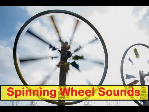Spinning Wheel Sound Effects All Sounds