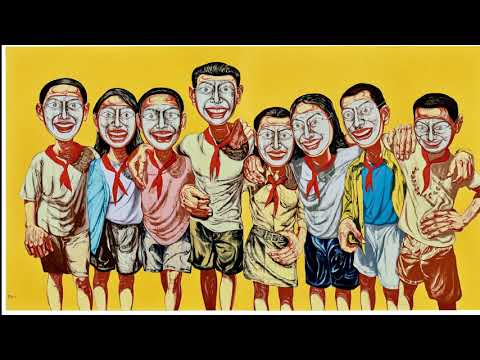 Zeng Fanzhi Most Expensive Paintings (쩡판즈 작품 최고가)