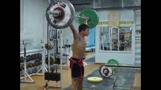 Хафизов Илья, 16 лет, вк 50 Рывок 60 кг