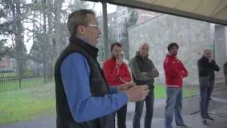Athletic Elite Training Together 22.3.2014 - Hurdles Session With Laurent Ottoz