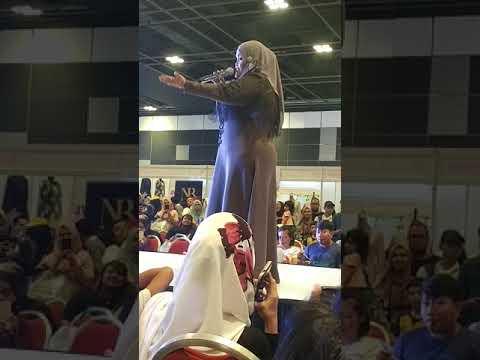 Camar Yang Pulang~Aishah @Celebgest 20May2018