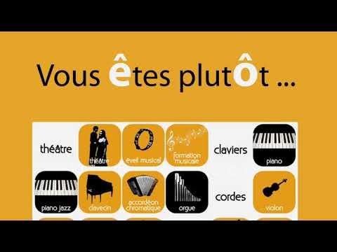 Le Conservatoire de l'Aveyron - Musique & Théâtre