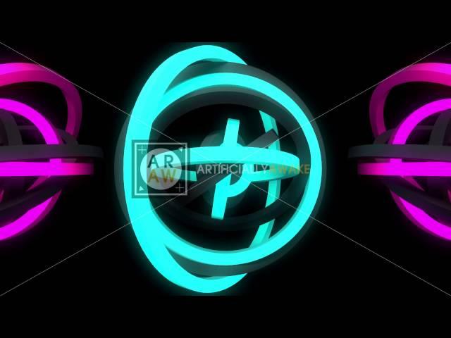 VJ GIMBAL CIRCLES MIX HD