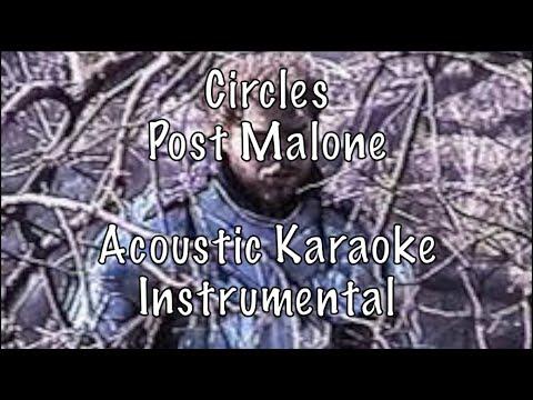 post-malone---circles-acoustic-karaoke-instrumental