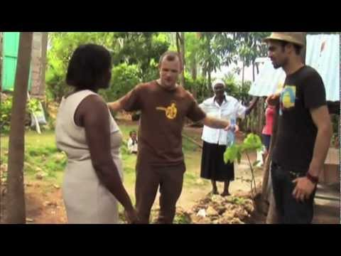 FLEA from the Red HOT Chili Peppers Travels to HAITI
