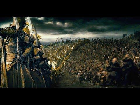 Битва на склонах Роковой горы. Саурон повержен/Властелин колец/