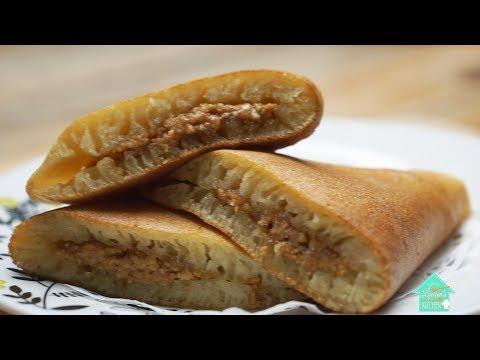 How to make Apam Balik! (Malaysian Pancake)!!