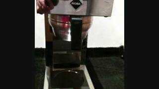 RIOBA/COFFEE QUEEN FILTER COFFEE MACHINE M-2