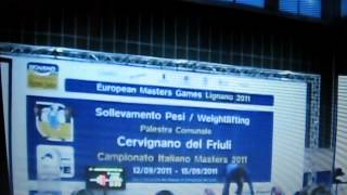 MVI_0400.AVI тяжелая атлетика  европейские игры  ветераны