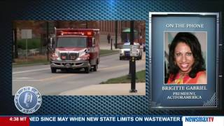 The Joe Pags Show | Brigitte Gabriel - Terrorism is a sign of the disease America is facing