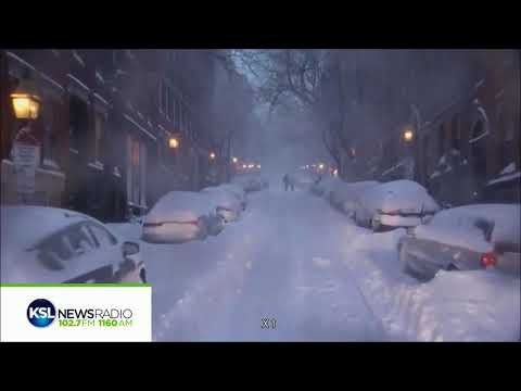East Coast Experiencing Severe Weather