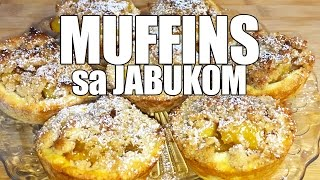 RECIPE: MUFFINS WITH APPLE (HOW TO MAKE) the preparation and ingredients