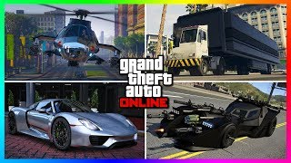 TOP 10 BEST Purchases You Can Make In GTA Online!