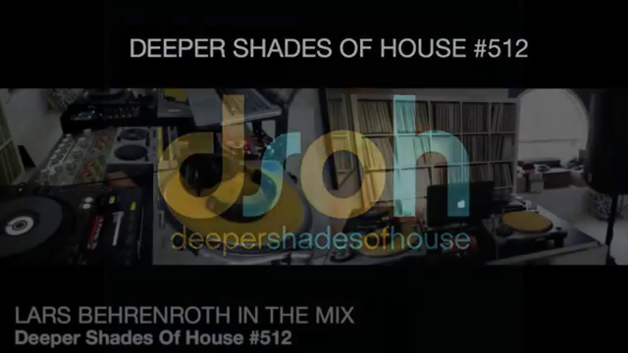 Dsoh 512 lars behrenroth in the mix deep house music for Dark house music