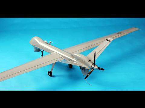 "RC UAV Drone 98"" Wingspan * Built & Ready-to-Fly * w/ FPV Camera installed"