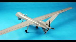 """RC UAV Drone 98"""" Wingspan * Built & Ready-to-Fly * w/ FPV Camera installed"""