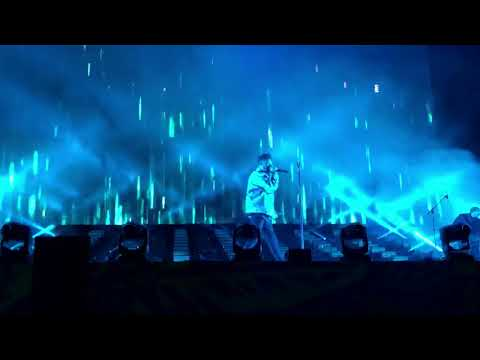 The Weeknd @Lollapalooza Berlin Pray For Me/Starboy