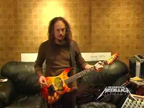 Mission Metallica: Fly on the Wall Clip (August 15, 2008)
