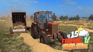 Farming Simulator 17 - Что за СРОЧНАЯ РАБОТА у фермера? Прохождение фермер симулятор 17