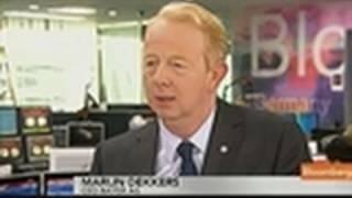 Marijn Dekkers Says Bayer Is `Not Desperate to Do Deals'