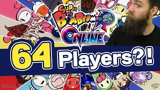 Bomberman BATTLE ROYALE (playing with viewers) Live Stream using new CROWD PLAY!!