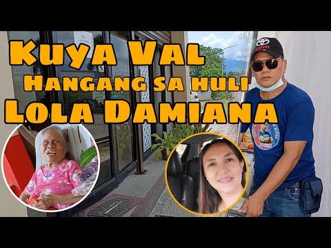 PAALAM LOLA DAMIANA | Val Santos Matubang -  (2020)