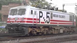 Full Journey Coverage of New Delhi - Howrah Rajdhani Express in Air Conditioned First Class