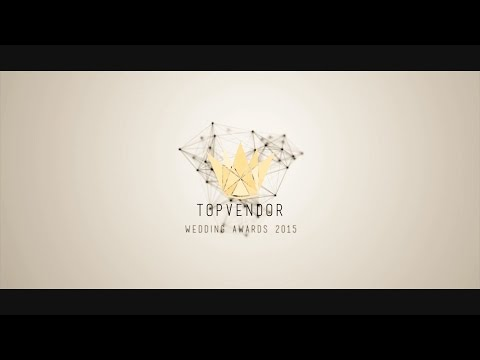 TOP VENDOR WEDDING AWARDS 2015 Trailer
