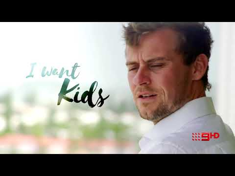 Ryan wants to settle down and be a dad: Married at First Sight Australia 2018