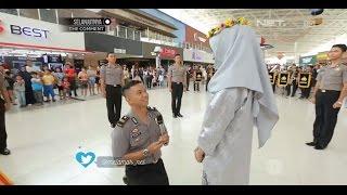 Download Video Melamar - Iptu Ivan Melamar Furi Bersama Tim Kepolisian (3/3) MP3 3GP MP4