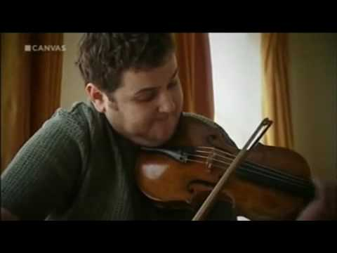 Ilian Garnet | Interview | 3rd Prize | Queen Elisabeth International Violin Competition | 2009