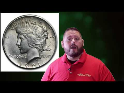 Coin Collecting 101- Peace Dollars | Sahara Coins |