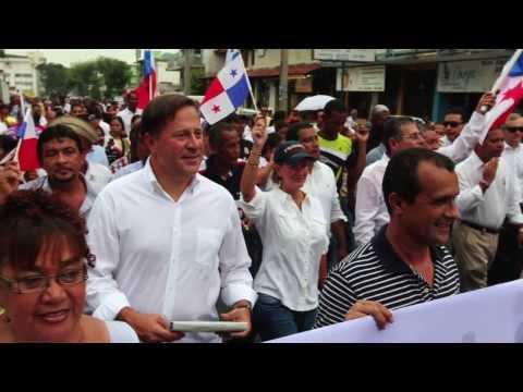 """Juan Carlos Varela """"El Pueblo Primero"""""""