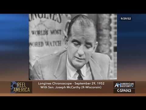 Sen. Joseph McCarthy (R-WI) & ACLU Co-Founder Arthur Hays